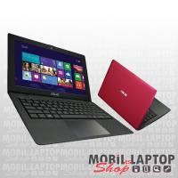 "ASUS X200MA-KX370D 11,6"" HD LED ( Intel N2830, 2GB RAM, 500GB HDD ) piros"