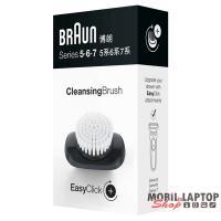 BraunSeries 5-6-7 Flex készülékekhez arctisztító kefe