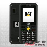 Caterpillar B30 dual sim fekete FÜGGETLEN